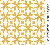 vector geometric seamless... | Shutterstock .eps vector #1781455466
