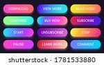 colorful gradient button. read  ...