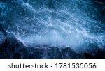 High Definition Waves Crashing...