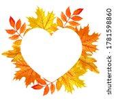 Watercolor Autumn Beautiful...