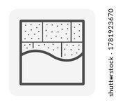 concrete block wall or... | Shutterstock .eps vector #1781923670