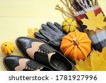 Autumn Fashion Accessories And...