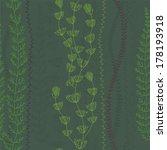 algae pattern | Shutterstock .eps vector #178193918