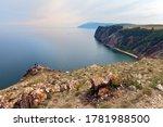 Baikal Lake On Summer Day. A...