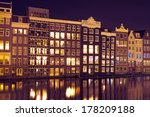 City Scenic From Amsterdam In...
