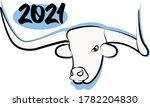 vector illustration of new year ... | Shutterstock .eps vector #1782204830