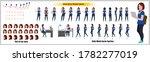 girl student character design... | Shutterstock .eps vector #1782277019
