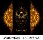 template of deign  of abstract... | Shutterstock .eps vector #1782295766