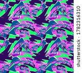 urban abstract unusual hand... | Shutterstock .eps vector #1782316310