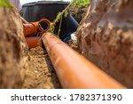 Building A Rainwater Drainage...