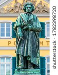 Beethoven Monument By Ernst...