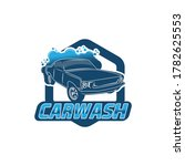 car wash logo fit for your... | Shutterstock .eps vector #1782625553