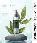 3d illustration of herbal... | Shutterstock .eps vector #1782648650
