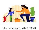 motherhood  childhood  health ... | Shutterstock .eps vector #1782678290