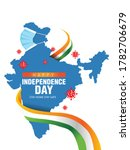 happy independence day.... | Shutterstock .eps vector #1782706679