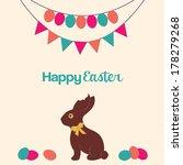 Easter Chocolate Bunny...