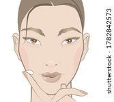 How To Apply Face Cream