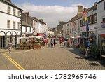 Ulverston. Cumbria.england. 31...