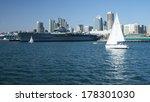 Historic Aircraft Carrier Uss...