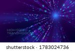 high speed transmission in... | Shutterstock .eps vector #1783024736