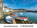 The Harbour At Mousehole In...
