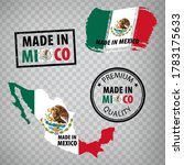 made in mexico rubber stamps...