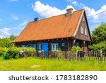 Old Traditional Rural House In...