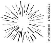 abstract sun burst starburst... | Shutterstock .eps vector #1783306613