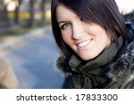 portrait of a beautiful young...   Shutterstock . vector #17833300