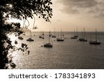 Sailingvessels In The Late...
