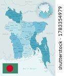 blue green detailed map of...   Shutterstock .eps vector #1783354979