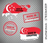 made in singapore rubber stamps ...