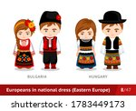 Bulgaria  Hungary. Men And...