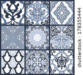 Decorative Colorful Pattern In...