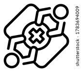 sport medical consultation icon.... | Shutterstock .eps vector #1783694009
