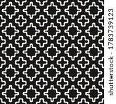 raster geometric seamless...   Shutterstock . vector #1783739123