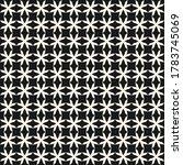 vector geometric seamless... | Shutterstock .eps vector #1783745069