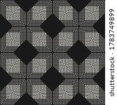 vector geometric seamless... | Shutterstock .eps vector #1783749899