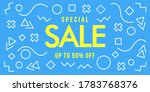 vector illustration of a sale... | Shutterstock .eps vector #1783768376