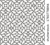 pattern with intersecting... | Shutterstock .eps vector #1783778846