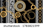 Seamless Pattern Decorated With ...