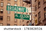 Street Signs In New York City ...
