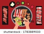 illustration of the appearance...   Shutterstock .eps vector #1783889033