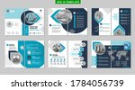 brochure creative design.... | Shutterstock .eps vector #1784056739