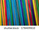 colored wooden textured  wooden ... | Shutterstock . vector #178409810