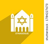 Synagogue Icon  Religion Icon...