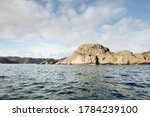 A View Of The North Sea From A...