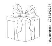 Beautiful Hand Drawn Gift Box...