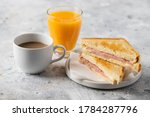 Ham And Cheese Sandwich  Cup Of ...