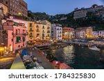 Sorrento  Italy. July 23th ...